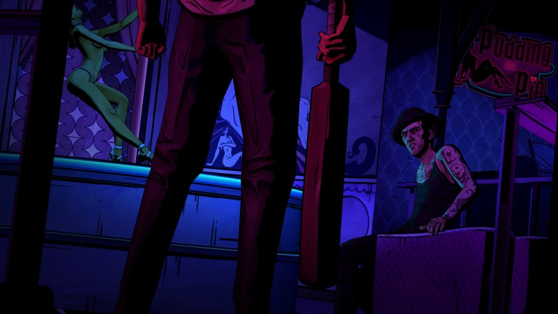 The Wolf Among Us Telltale DRM: 7