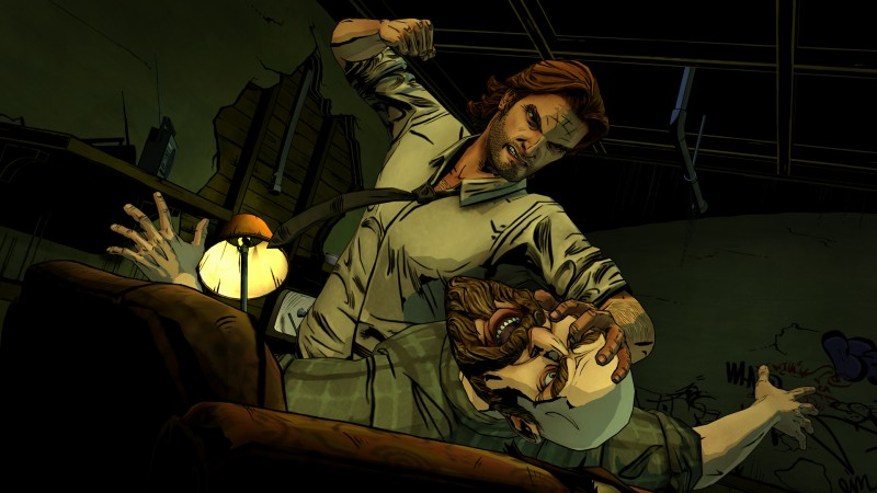 The Wolf Among Us Telltale DRM: 9