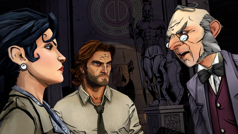 The Wolf Among Us Telltale DRM: 10