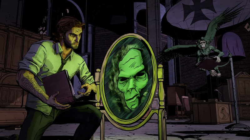 The Wolf Among Us Telltale DRM: 11