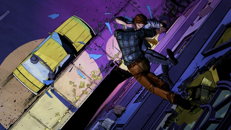The Wolf Among Us Telltale DRM: 13