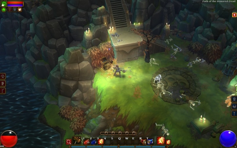 Torchlight 2 (Steam) Global CD KEY: 3