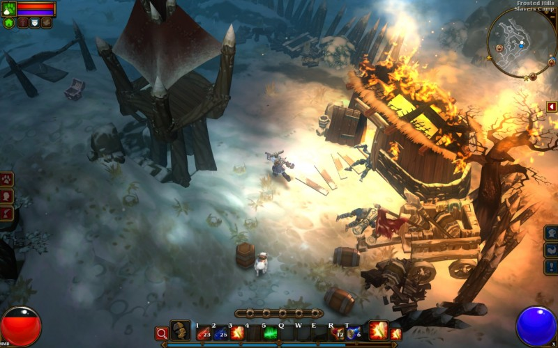 Torchlight 2 (Steam) Global CD KEY: 10