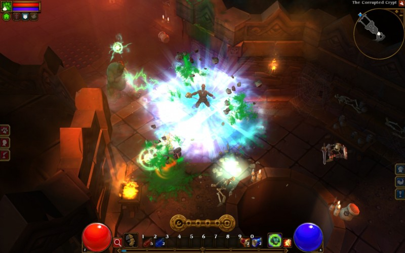Torchlight 2 (Steam) Global CD KEY: 12