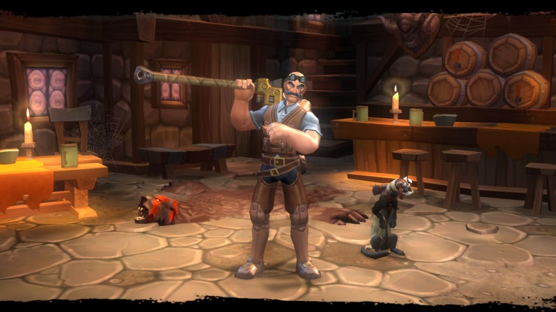 Torchlight 2 (Steam) Global CD KEY: 17