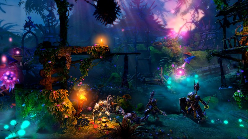 Trine 2 Complete Story (Steam) Global CD KEY: 3