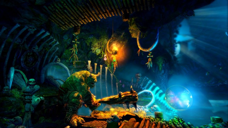 Trine 2 Complete Story (Steam) Global CD KEY: 4