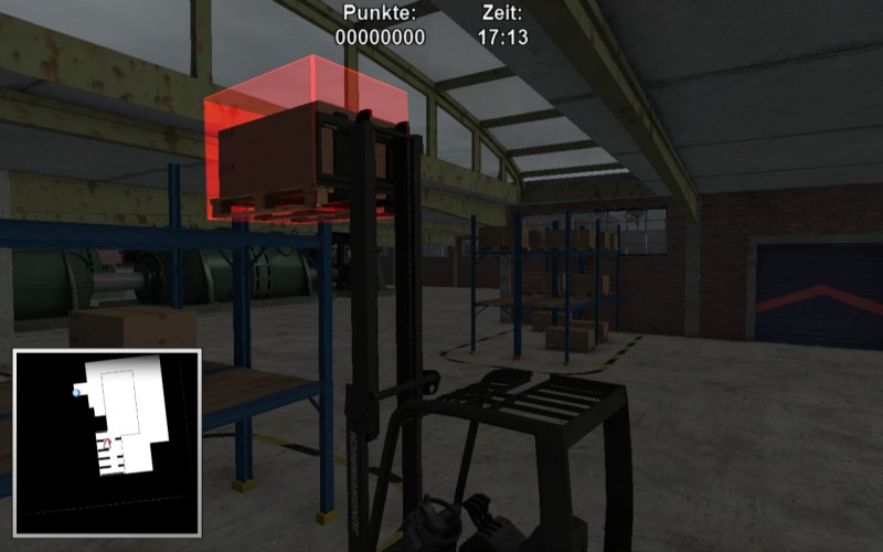 Warehouse and Logistics Simulator (Steam) Global CD KEY: 1