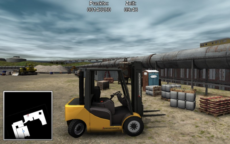 Warehouse and Logistics Simulator (Steam) Global CD KEY: 3