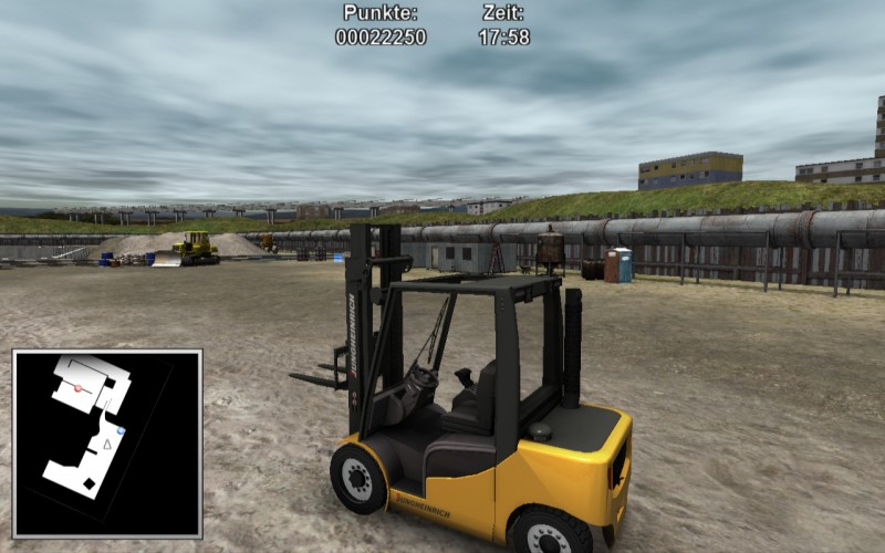 Warehouse and Logistics Simulator (Steam) Global CD KEY: 4