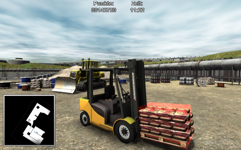 Warehouse and Logistics Simulator (Steam) Global CD KEY: 6